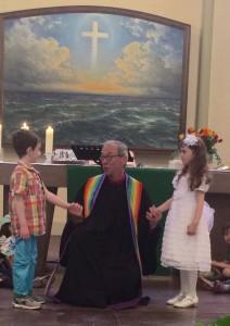 vor der taufe